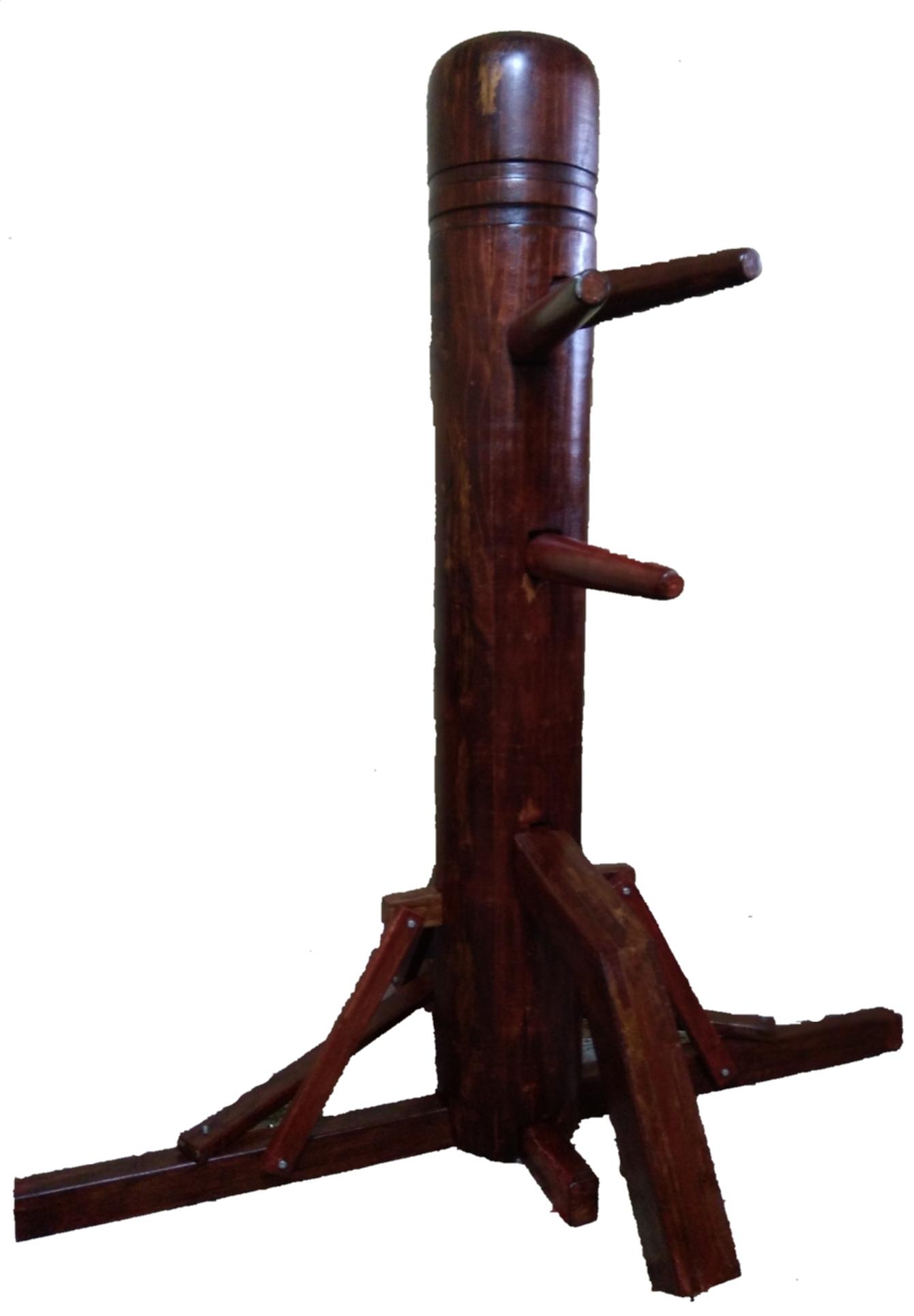آدمک چوبی وینگ چون